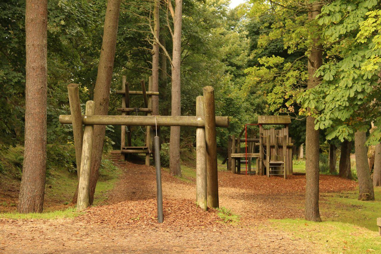 Auchenblae's The Den Park