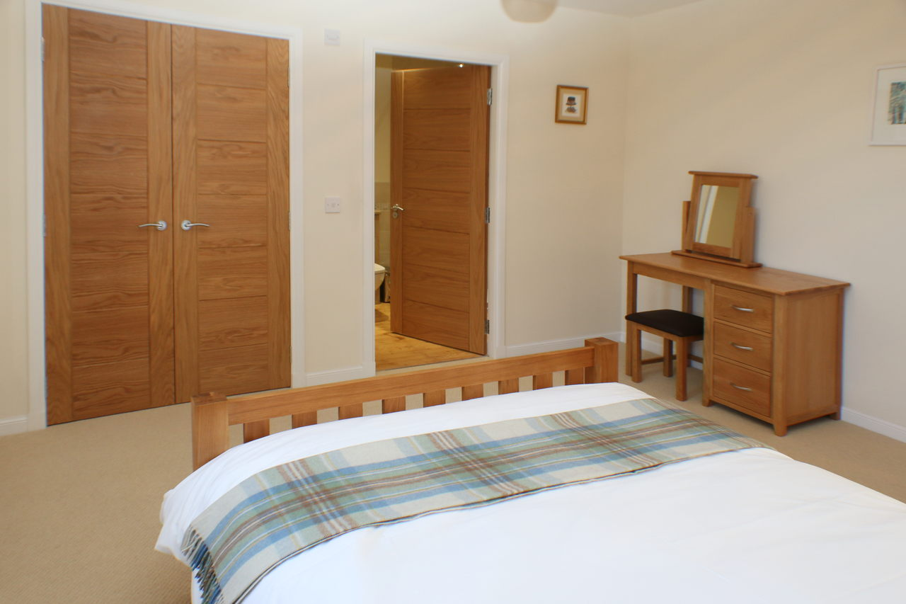 Holiday Cottage Double Bedroom