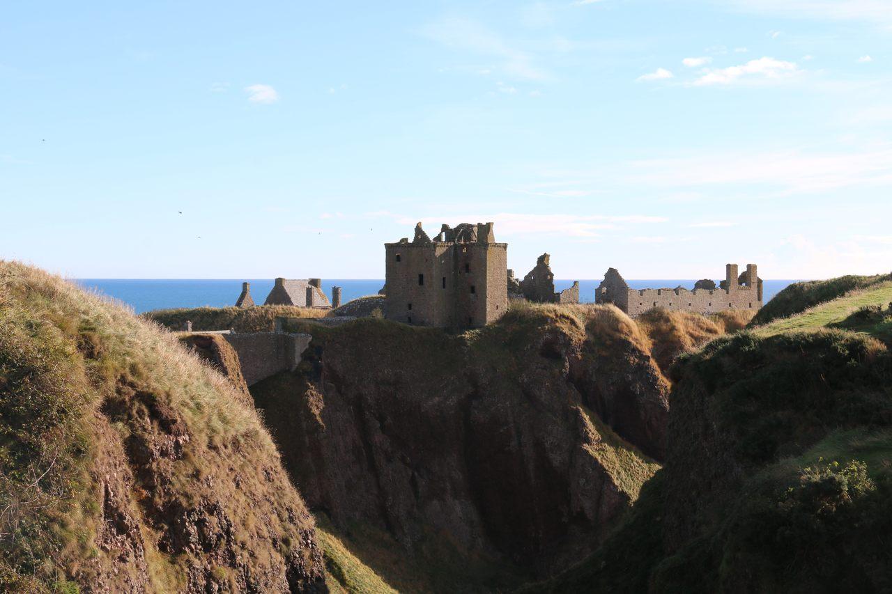 Stonehaven's Dunnottar Castle