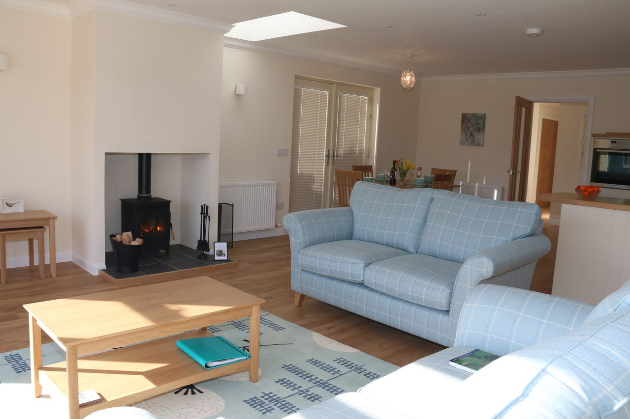 Holiday Cottage Living Area